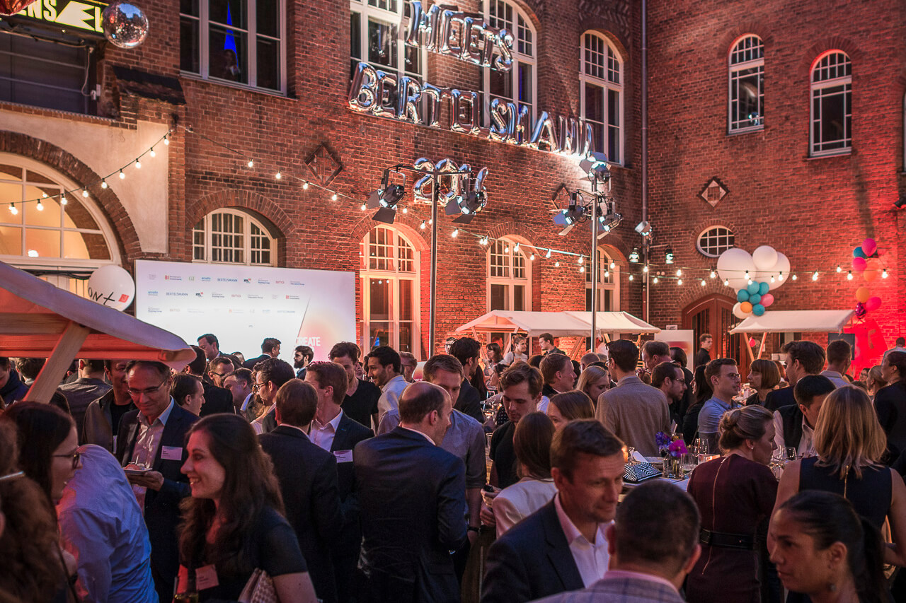 Talent Meets Bertelsmann, Foto: Bertelsmann