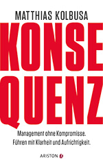 Cover Matthias Kolbusa Konsequenz