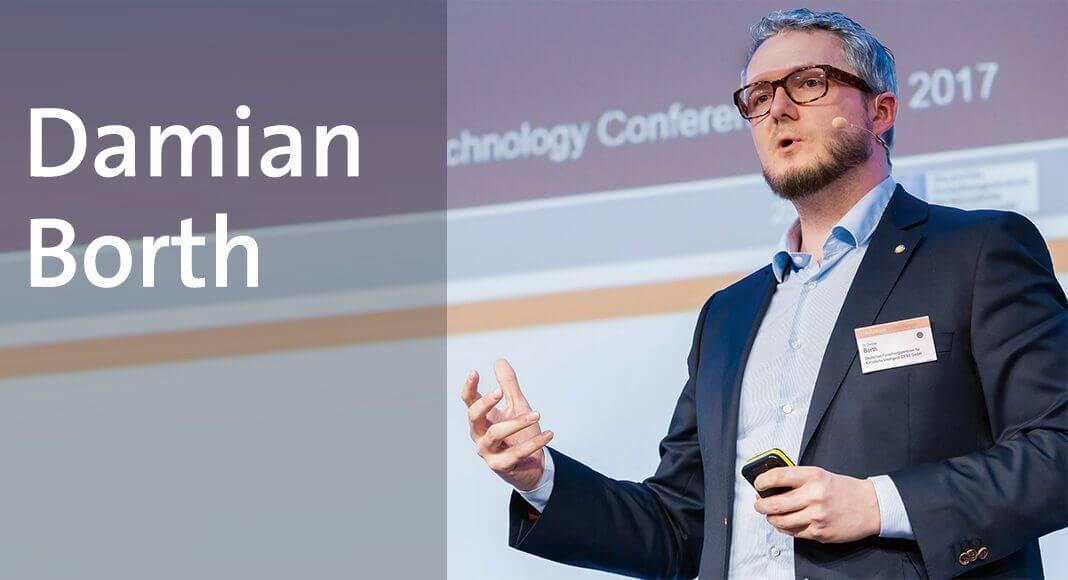 Dr. Damian Borth , Foto: Thorsten Jochim