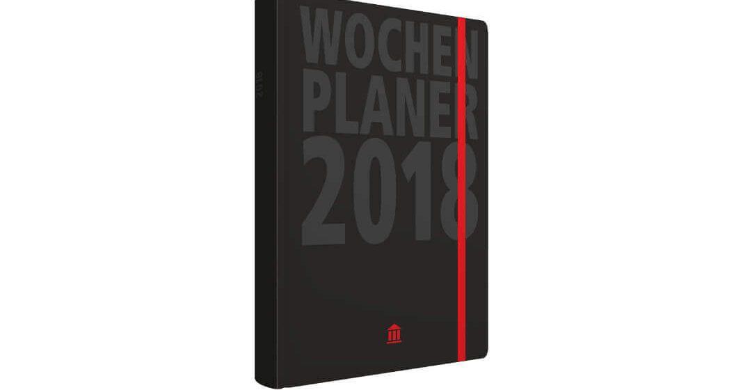 Cover WOCHENPLANER 2018