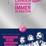 Cover Warum landen Asteroiden