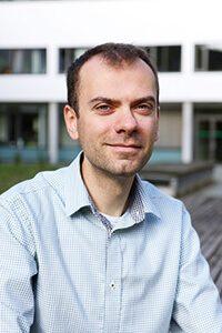 Dr. Ivan Minev, Foto: BIOTEC