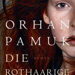 Cover Pamuk Die rothaarige Frau
