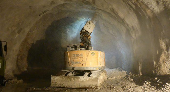 Foto: ARGE-Tunnel Oberau