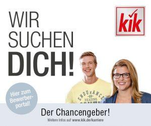 KiK Karriere Banner