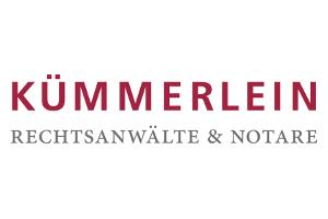 Logo Kümmerlein Rechtsanwälte und Notare