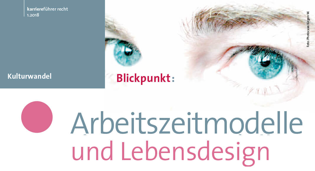 Arbeitszeitmodelle, Foto: Photocase/Jürgen W.