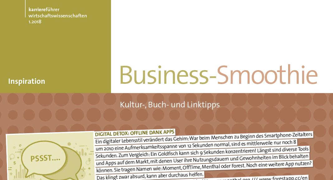 Business Smothie