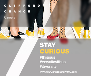 Stay Curious: Clifford Chance