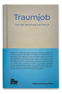 Cover Traumjob