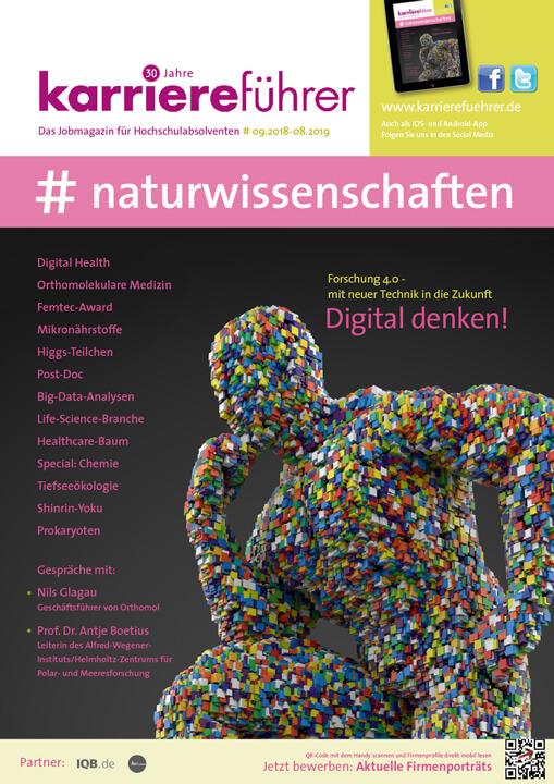 Cover karriereführer naturwissenschaften 2018-2019_509x720