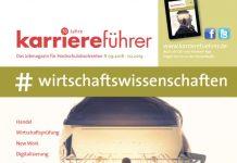 Cover karriereführer wirtschaftswissenschaften 2-2018_595x841