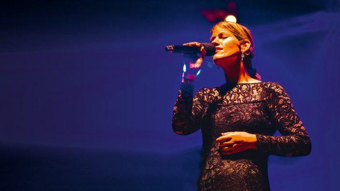 Andrea Zug, Foto: Ludmilla Parsyak