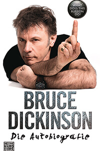 Cover Bruce Dickinson