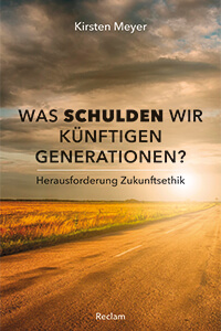 Cover Was schulden wir Generationen