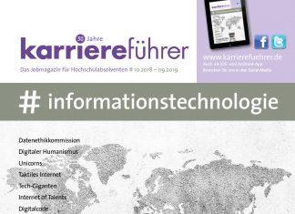 Cover karriereführer informationsstechnologie 2018-2019_1068