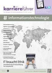 Cover karriereführer informationsstechnologie 2018-2019_170