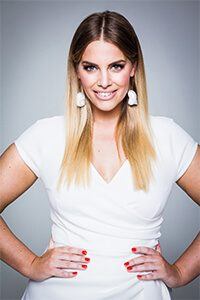 Angelina Kirsch, Foto: Magdalena Possert