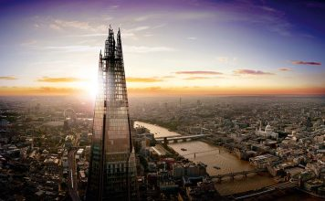 Foto: The View from The Shard