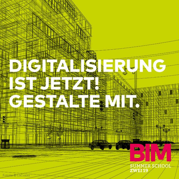 BIM Summerschool, Bild: LIST AG