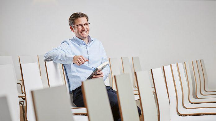 Prof. Dr. Dirk Nicolas Wagner, Foto: Karlshochschule International University