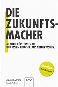 Cover Die Zukunftsmacher