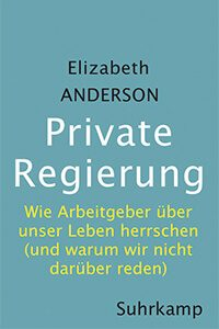 Cover Private Regierung