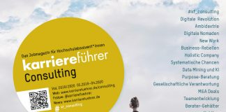 Cover karrierefuehrer consulting 2019-2020_1110