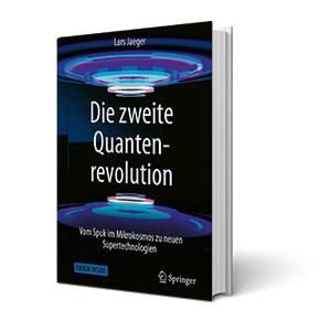 Cover Die zweite Quantenrevolution