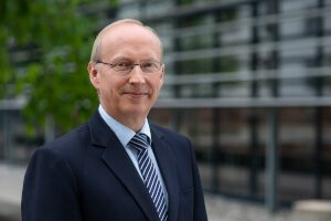 Prof. Dr. Jürgen Zeis, Foto: Georg Hundt