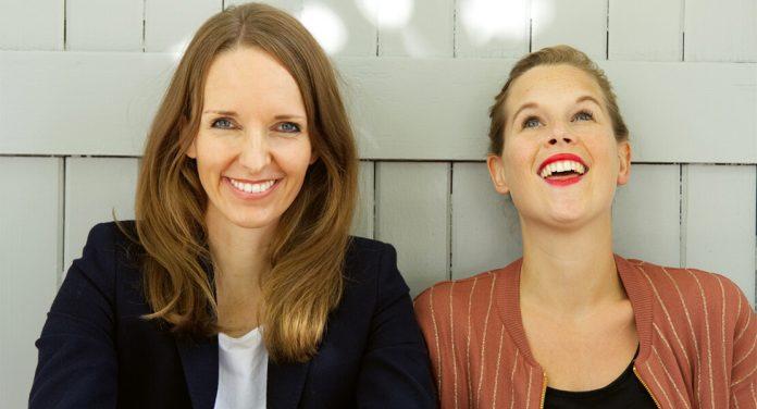 Jana Tepe (rechts) und Anna Kaiser, Gründerinnen von Tandemploy, Foto: Tandemploy