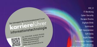 Cover karrierefuehrer informationstechnologie 2019-2020