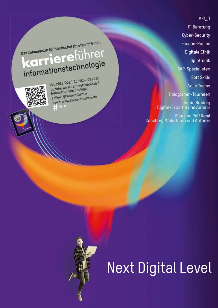 Cover karrierefuehrer informationstechnologie 2019-2020