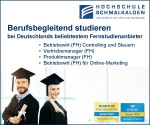 Hochschule Schmalkalden Consulting