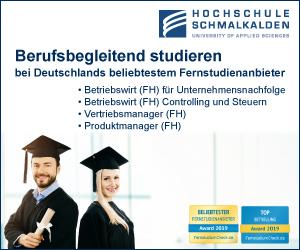 Hochschule Schmalkalden Familienunternehmen