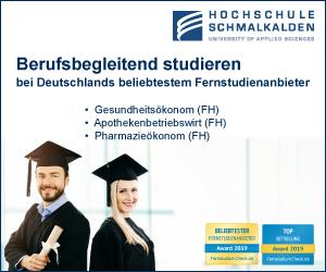 Hochschule Schmalkalden Gesundheitsmanagement