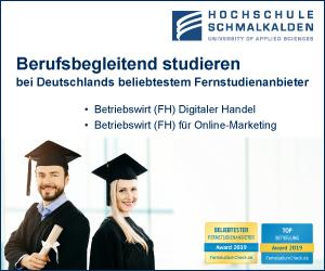 Hochschule Schmalkalden Handel_E-Commerce