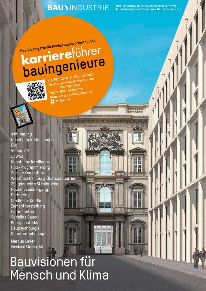 Cover karrierefuehrer bauingenieure 2019-2020