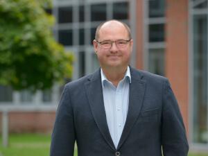 Prof. Dr. Lars Binckebanck, Vorstand NORDAKADEMIE Hochschule der Wirtschaft, Foto: Nordakademie