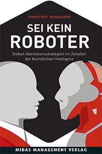 Cover Sei kein Roboter