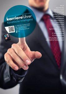 Cover karriereführer künstliche intelligenz 20-21