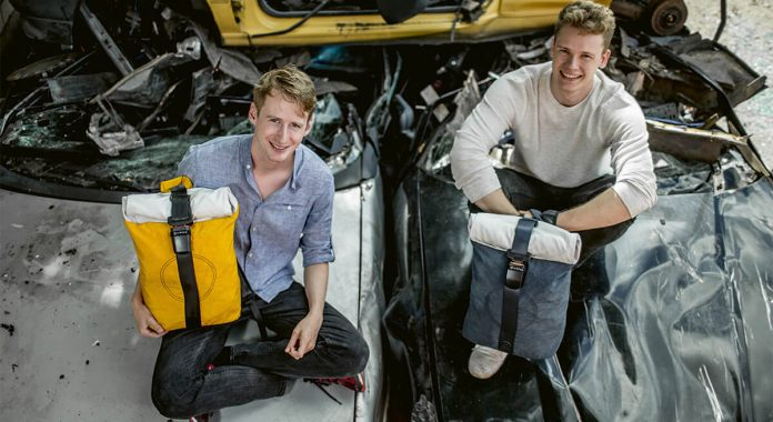 Adrian Goosses und Michael Widmann, Foto: Airpaq