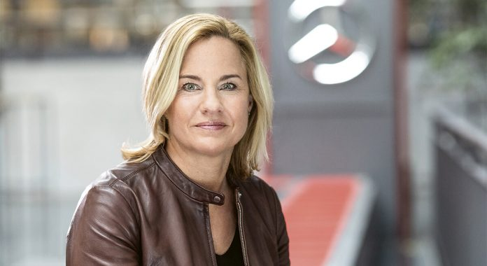 Britta Seeger, Foto: Daimler