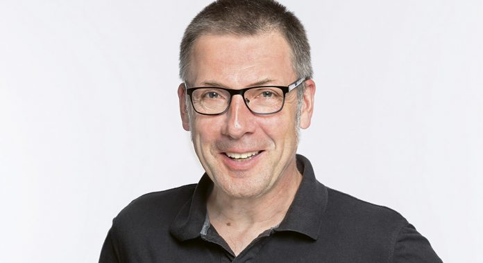 Prof. Dr. Niko Paech, Foto: Michael Messal
