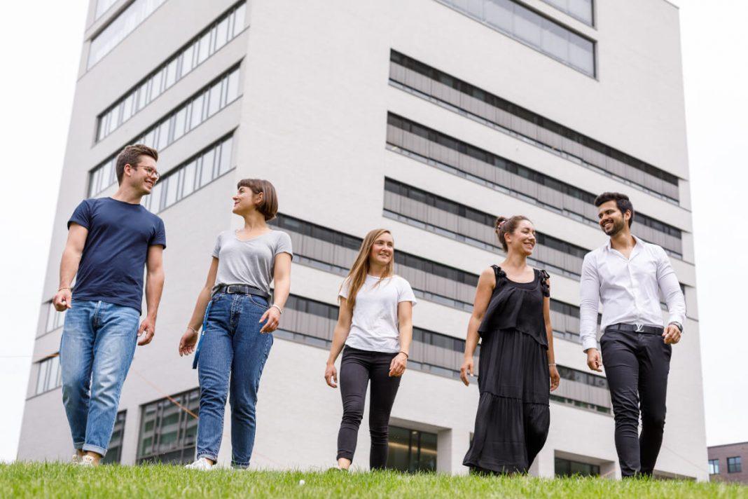 TUM Campus Heilbronn, Foto: Matt Stark Photography