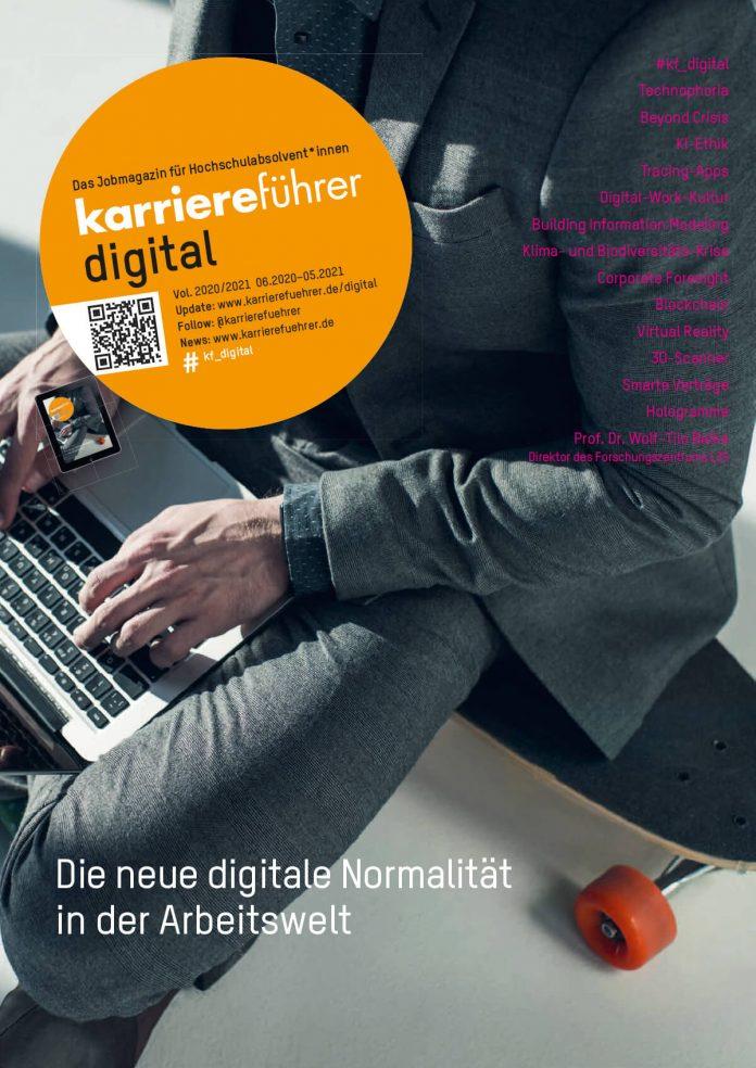 Cover karriereführer digital 2020-2021