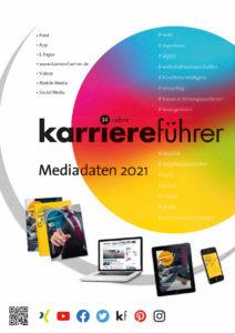karrierefuehrer Mediadaten Cover 2021