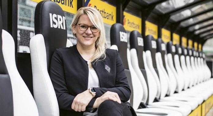 Julia Hambüchen, Foto: Christian Verheyen, Borussia Mönchengladbach