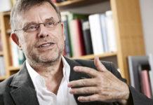 Prof. Dr. Gunter Dueck, Foto: Michael Herdlein