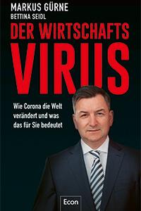 Cover Der Wirtschaftsvirus